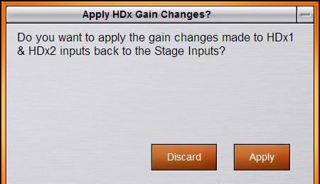the puts tab of the I/O Setup dialog: Assign available D-Show assignable input channels to HDx Assignable output paths in Pro Tools.
