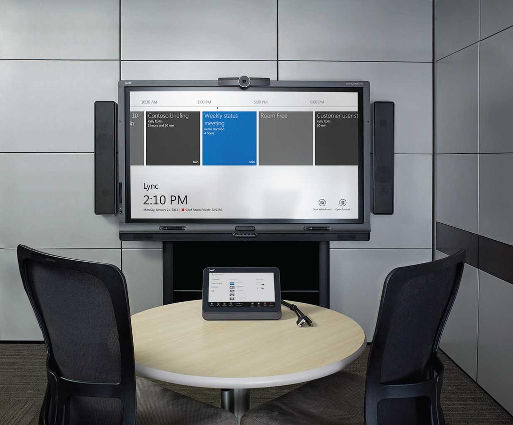 SMART Rm System fr Micrsft Lync Sftware cnfiguratin