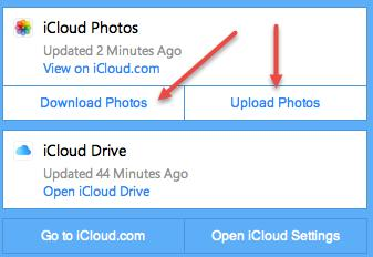 downloaded to icloud Photos 2.