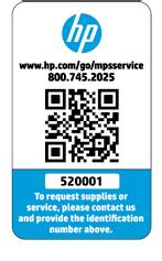 HP MPS Service We welcme yu t HP Managed Print Services (MPS).
