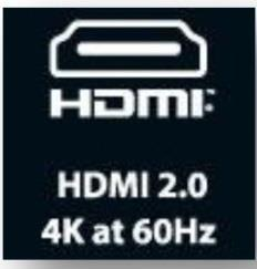 NB-15.6U HDMI 2.0- Higher Frame Rate, Higher Potential HDMI 2.0 can output true 4K resolution with 12-bit color and 60Hz refresh rate! It also can support up to 18 Gbps transfer!