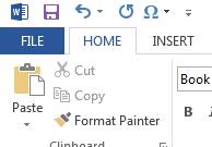 Customizing the Access Toolbar Do you use a text box often? Do you always find yourself searching through the ribbon to find what to click in order to insert a comment?