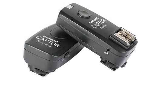 Captur Remote Control & Flash Trigger Available for Canon Nikon Sony Olympus /