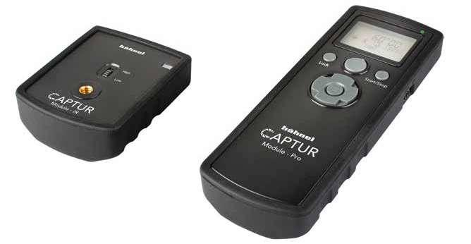Captur Module - Pro With Built-in sensors and Module - IR Module - IR Module - Pro Accessory for Wireless remote control Micro USB, AUX & cable ports Built-in Sensors Tripod mount Captures Time
