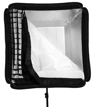 included for additional soft lighting HB Bracket included which fits Umbrella,