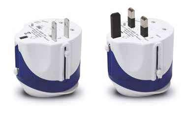 Universal Travel Adaptor Worldwide Travel Adaptor USA Plug UK Plug EU Plug AUS Plug Worldwide