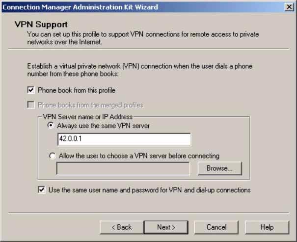 Setup Scripts for L2TP/IPSec on Windows 2000 or XP Figure 4-13.