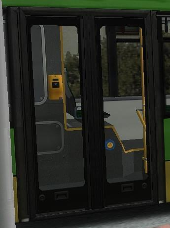 doors Ventura rebound-sliding doors Also for Urbino 2, 5 and 8 there are Euro 6 and Euro 4 versions which has different seats configuration, size of engine chamber and sounds.