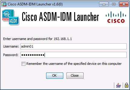 c. Log in as user admin01 with password admin01pass.