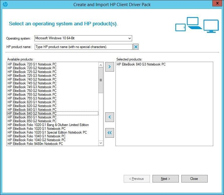 HP Manageability Integration Kit HP Client Management