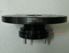 Tripod & Positioner Assembly Assembly Steps s, CAUTION: Damaging any SMA connectors during assembly may result in