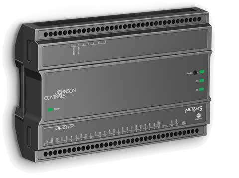 LN Series Remote Input/Output (I/O) Modules Product Bulletin LN-IO301-1, LN-IO401-1, LN-IO520-1 Code No.