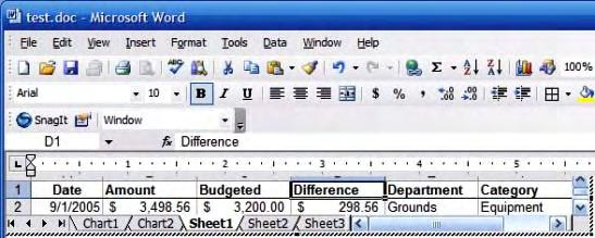 » How do I Integrate Excel information and objects in Word documents? How Do I.
