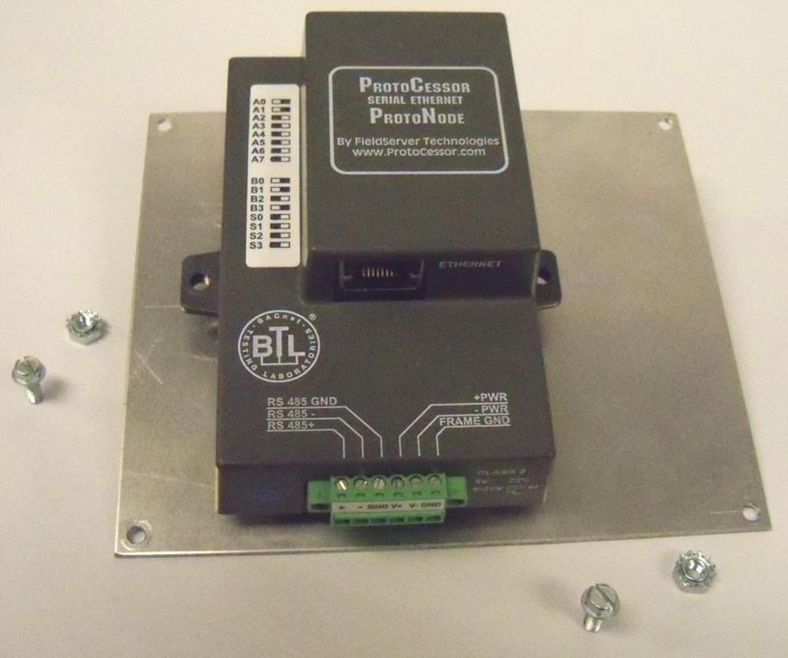 Bacnet protocol converter kit for use with bacharach multizone gas nuts figure 3 asfbconference2016 Images