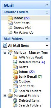 NCMail: Outlook 2007 Email User s Guide 29 Sending Messages using your Distribution List To send a message to everyone on your Distribution Lists, use the same steps that you used for sending a