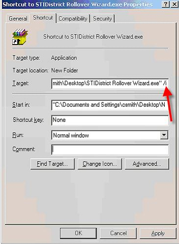 Open the flder where the file was dwnladed, and then right-click n the STIDistrict Rllver Wizard file icn, then select Create Shrtcut.