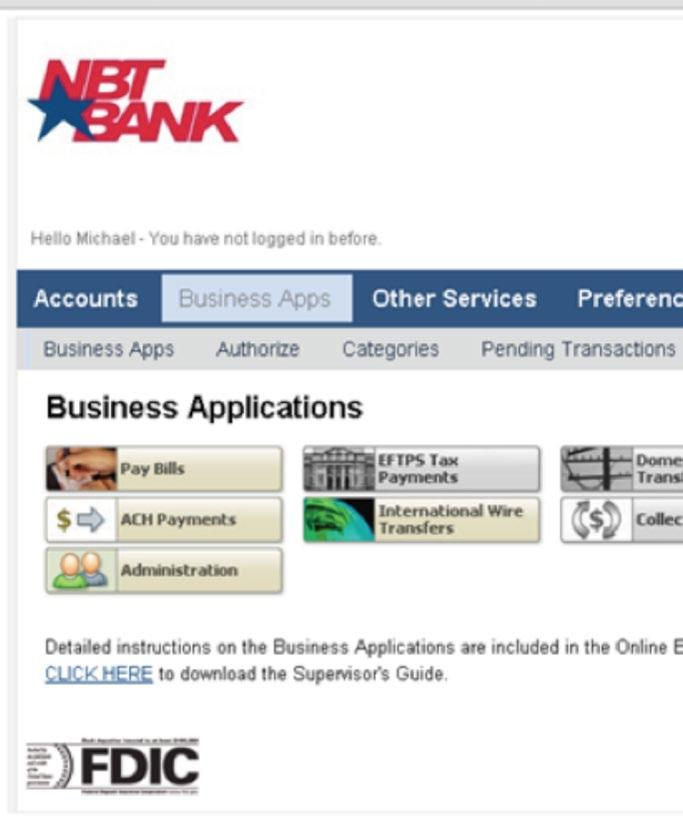 MOBILE BANKING FOR BUSINESS CUSTOMERS ONLY HOW TO PROVIDE USER ACCESS TO MOBILE DEPOSIT