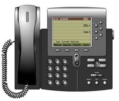 PHONE & VOICEMAIL - QUICK GUIDE INTRODUCTION The following guide is designed as a reference guide for the Cisco Model 7960 phone system.