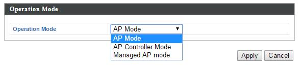 OVERVIEW Your access point can function in four different modes. The default mode for your access point is AP mode. AP mode is a regular access point for use in your wireless network.