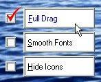 It has the ability to either contain a collection of shape buttons (TfcShapeBtn) or image buttons (TfcImageBtn).