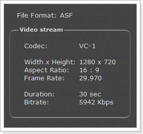 A visual comparison of two popular aspect ratios. To find out a video's aspect ratio: 1. Add the video to Movavi Video Converter. Select it in the file list. 2.