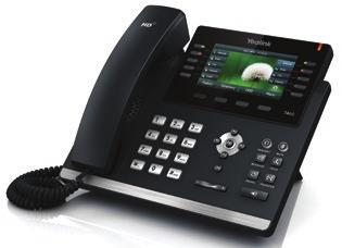 Latest entry level IP phone.