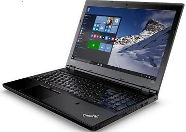Lenovo ThinkPad Notebooks L560 & L460 THINKPAD L560 (20F1S0G400) RRP:1099 Get for Free 1 x Lenovo Docking Station 40A00065UK with value 139 euro Intel Core i5-6200u, (3M Cache, 2.