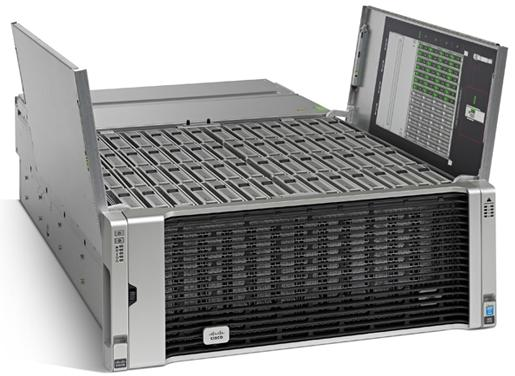 Cisco UCS S3260 Storage Server The Cisco UCS S3260 Storage Server (Figure 2) is a modular, high-density, high-availability dual-node rack server well suited for service providers, enterprises, and