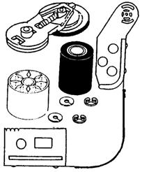 PANASONIC G MECH VIDEO MAINTENANCE PARTS KIT GENUINE VDG0574 VDG0343 VDG0348 VDG0547 VXP0917 VDG0448 VXP0878 VML1861 VDG0342 VDV0169 VXL1861 VDG0564 VDG0419 Main Cam Gear Sub Cam Gear Centre Gear