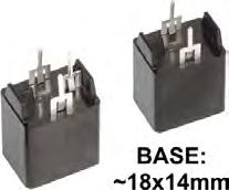 PTC BLOCK As used in CRT-TV 270V - 15mA 2 PIN PTC22 3 PIN PTC3 SHARP Original Part No RMPTP0085CEZZ PTC85 PTC POSI-R PTC