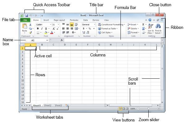 You can use the program to create worksheets, databases, charts; budgets, work with taxes, record student grades and attendance, or list products you sell. The uses of Excel really are endless.