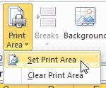 Click the cell or row above which you want to insert a page brake Click the Page Layout tab on the Ribbon Click the Breaks button in the Page Set Up Group Click Insert Page Break Assign a