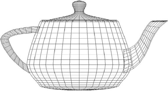 Utah Teapot Most famous data set in computer graphics Widely available as a