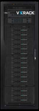 Dell EMC VxRack SDDC Integrated compute, storage, and networking powered by VMware Cloud Foundation Engineered Manufactured Managed Supported Sustained Architectural standards, system design,