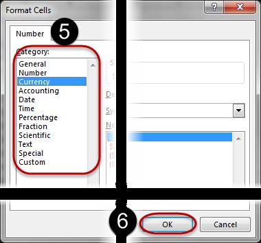 Click on Field Settings on the left side of the ribbon. 4.