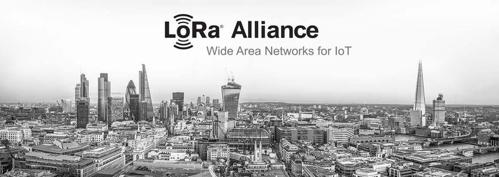Source: LoRa Alliance ST and the Alliance 10 The Internet of Things era is now The LoRa Alliance is an open, non-profit association of members.