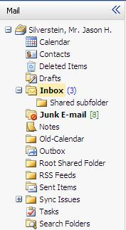 ADDITIONAL FEATURES DRAFT COPY VII. ADDITIONAL FEATURES Outlook Web Access offers several tools for finding Mail, Calendar items, Contacts, etc. A. Using Instant Search Instant Search helps to quickly find items in Outlook Web Access.