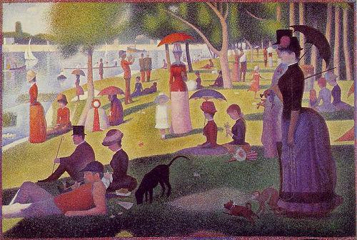 High Definition = High Quality 1080 lines per frame 60 frames per second Frame 16 x 9 aspect ratio 1 01010101010101010101010 1920 pixels per line Le Grand Jatte (aka Sunday