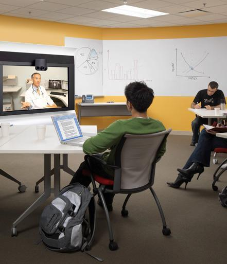 Classroom of the Future Making Borderless Education a Reality Brings together teachers and students in any location Immersive experience for comprehension and interactivity Deliver material with