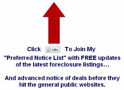 "****** There's one more setting to change so visitors see your lead magnet offer when they FIRST hit your page, and have to Like your page before seeing the actual foreclosure listings Go to: ""Edit"