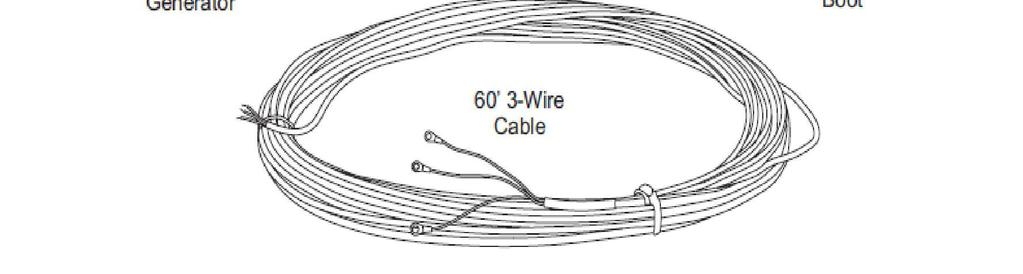 2. Sensor/Cable failure: If the wind speed display changes to CONTINUITY TEST FAILURE HIGH RESISTANCE, or HIGH OHMS in 2-sensor operation, check TO ensure that there are no breaks in the cable.