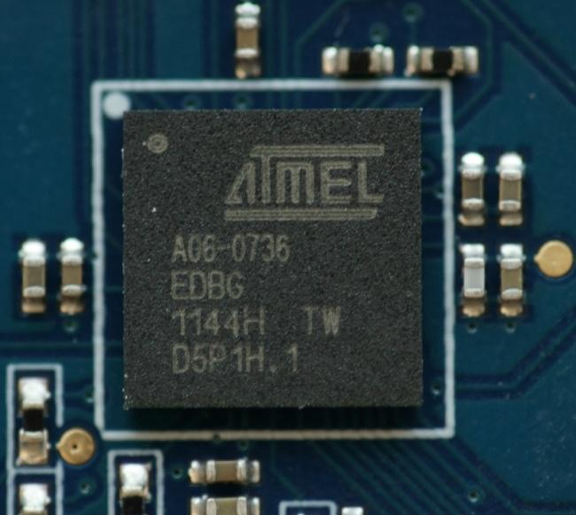 USER GUIDE EDBG Description The Atmel Embedded Debugger (EDBG) is an onboard debugger for integration into development kits with Atmel MCUs.