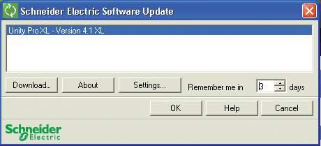 They can then access the software updates manager directly, download the update and install it locally on
