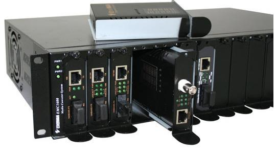 16-Bay Media Converter and Ethernet Extender Chassis Table of Contents PREFACE... II TABLE OF CONTENTS... 2 PRODUCT OVERVIEW... 3 16-BAY MEDIA CONVERTER CHASSIS... 3 PRODUCT FEATURES.