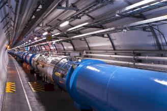 CERN is the home of the LHC The CERN laboratory sits astride the Franco-Swiss border near Geneva.