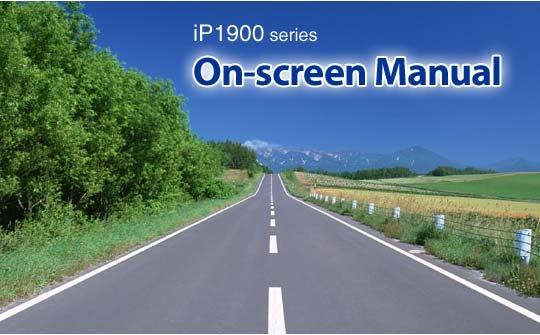 ip1900 series On-screen Manual Стр. 1 из 334 стр. How to Use This Manual Printing This Manual MC-2548-V1.