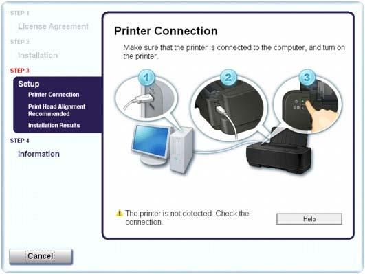 Cannot Install the Printer Driver Стр. 274 из 334 стр.