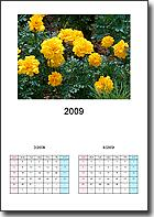 Create a Calendar Using Your Favorite Photos Create calendars easily with Easy-PhotoPrint EX.