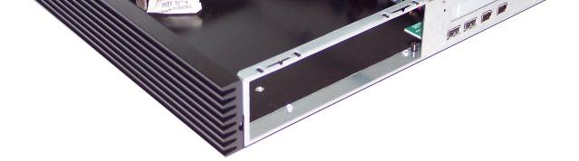EPIA M 10000, MII 2000, SP, MS Drive configuration 1 x Slim CD-R 1 x 2.5 HDD 1 x 3.