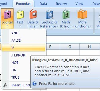 To avoid this problem, include an IF statement with the VLOOKUP function to leave these fields blank.